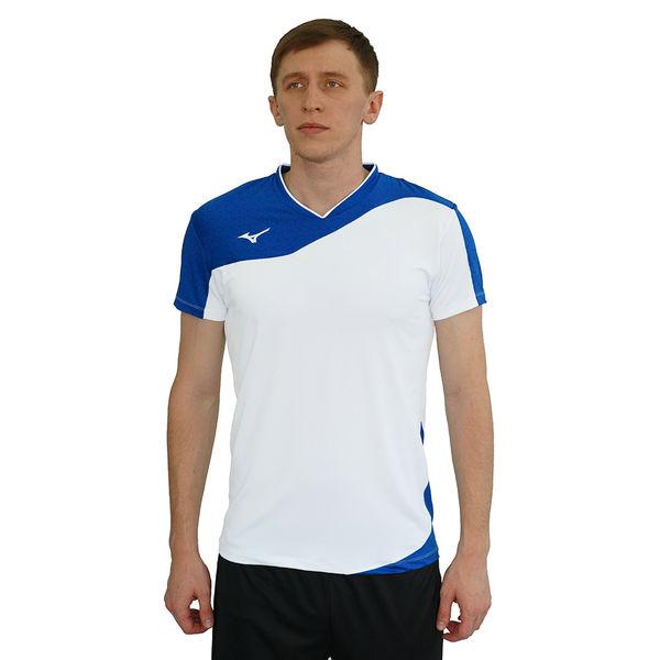 Мужская волейбольная футболка MIZUNO V2EA7004 72 PREMIUM MYOU TEE  Mizuno