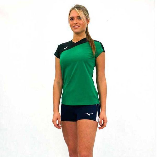 Женская волейбольная футболка MIZUNO V2EA7203 35 AUTHENTIC MYOU TEE (W) Mizuno