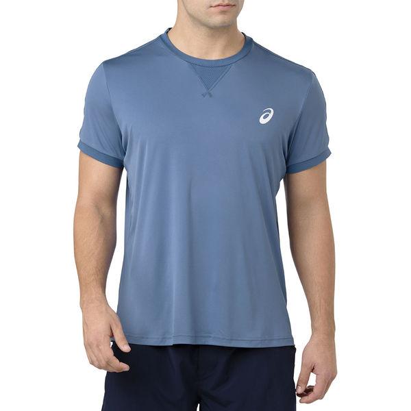 Мужская теннисная футболка ASICS 154405 400 SS TOP Asics