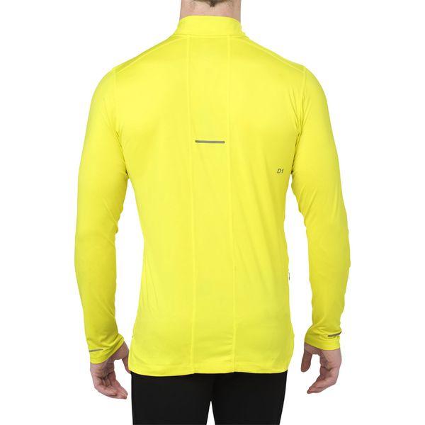 Рубашка беговая мужская ASICS 154589 0486 LS 1/2 ZIP JERSEY Asics