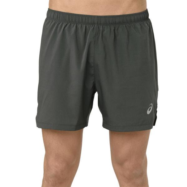 Мужские спортивные шорты ASICS 2011A017 021 SILVER 5IN SHORT Asics фото