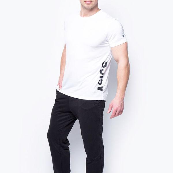 Мужская футболка ASICS 2031A352 100 ESNT DBL GPX SS TOP Asics