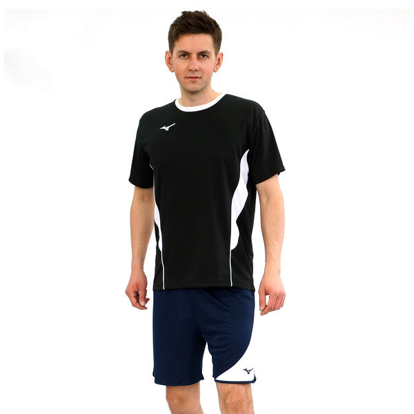 Мужская волейбольная футболка MIZUNO V2EA7001 09 AUTHENTIC HIGH-KYU TEE HIQ Mizuno