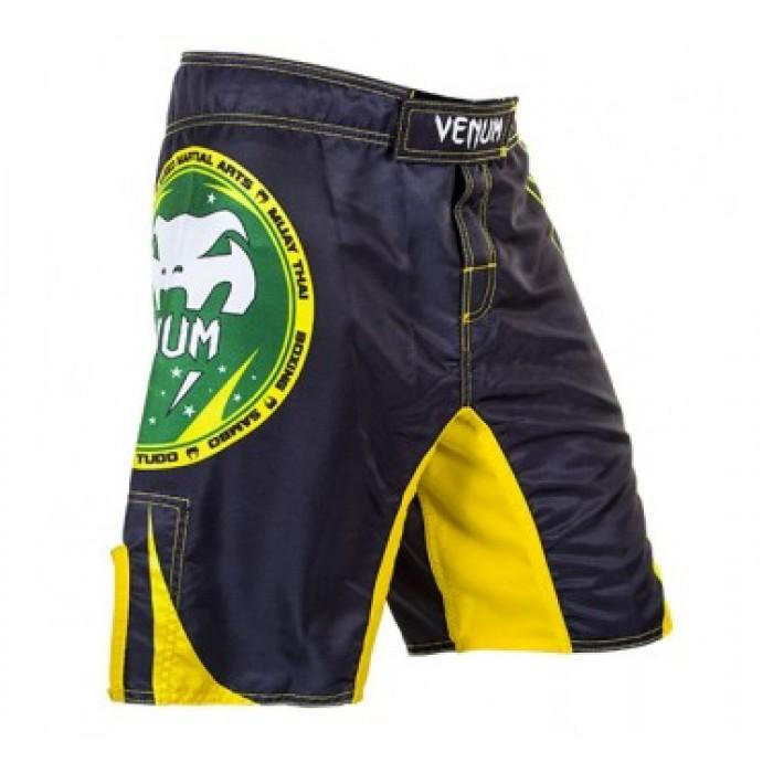 Шорты ММА Venum All Sports FightShorts Brazil Edition Venum