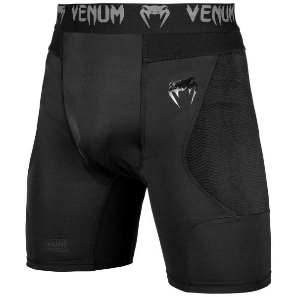 Компрессионные шорты Venum G-fit Black Venum фото