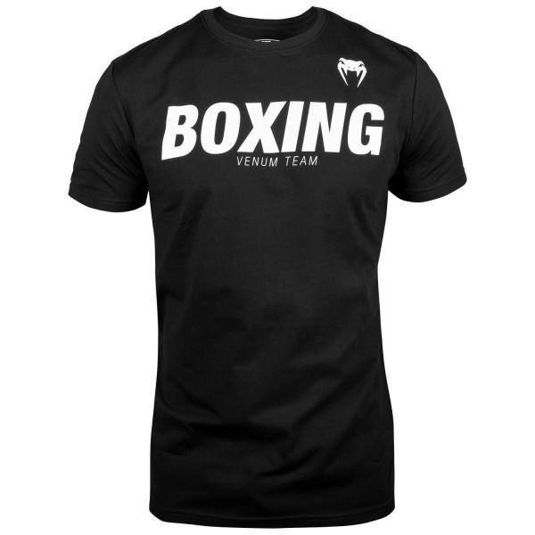 Футболка Venum Boxing VT Black/White Venum
