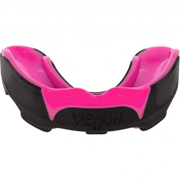 Капа боксерская Venum Predator Black/Pink Venum