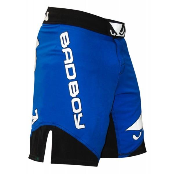 Шорты ММА Bad Boy Legacy II Shorts - Blue/Black Bad Boy