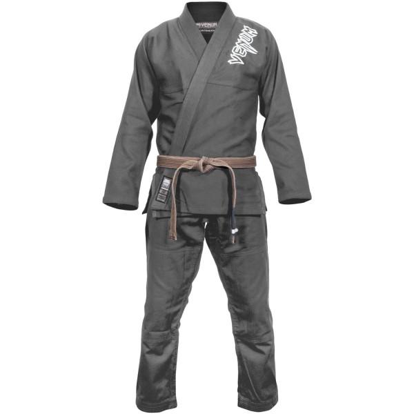 Кимоно для бжж Venum Contender 2.0 Gray Venum фото