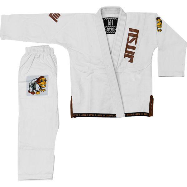 Детское ги для БЖЖ Jitsu Monkey Jitsu фото