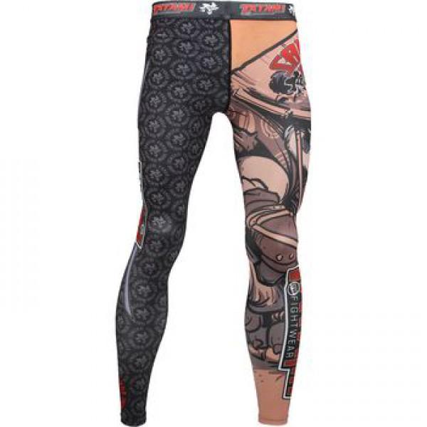 Компрессионные штаны Tatami Samurai Panda Spats Tatami