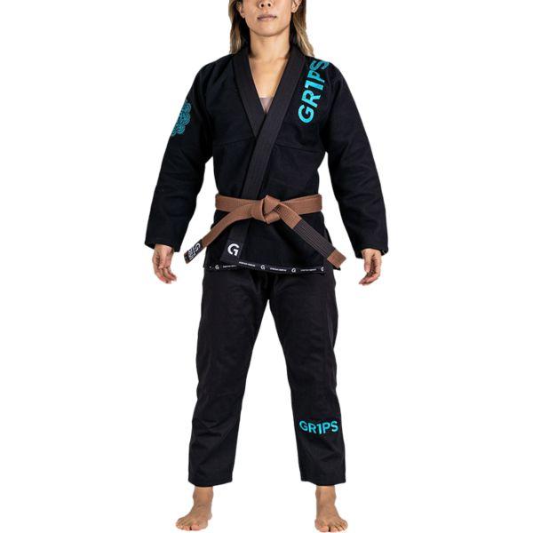 Женское кимоно для бжж GR1PS Primero Competition Grips Athletics