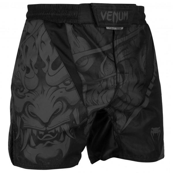 Шорты ММА Venum Devil Black/Black Venum фото
