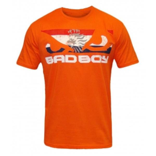 Футболка Bad Boy World Cup Tee - Netherlands Bad Boy