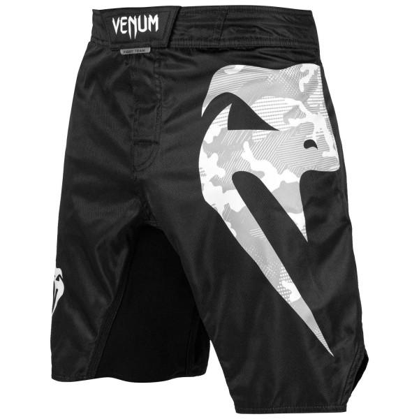 Шорты ММА Venum Light 3.0 Black/White Venum