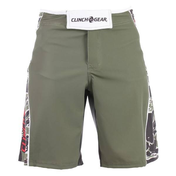 Шорты Clinch Gear Signature Bengal Short- Rifle Green Clinch Gear