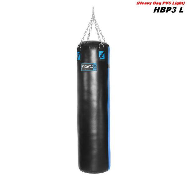 Боксерский мешок FightTech ПВХ, 60 кг, 150Х40 см FightTech