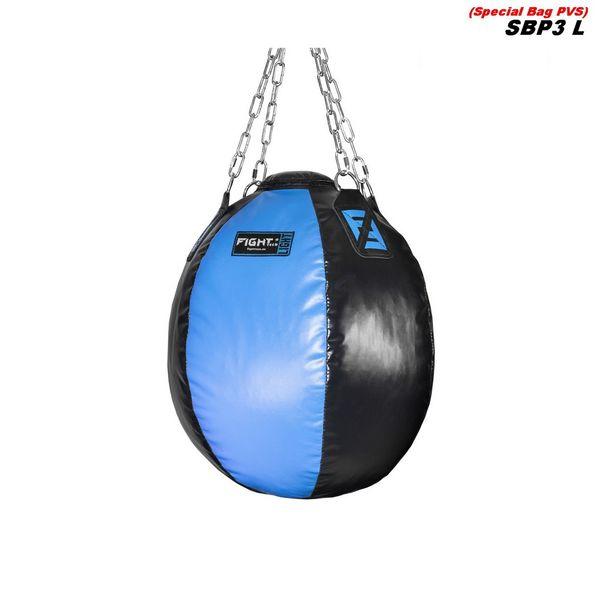 Боксерская груша FightTech ПВХ, 45 кг, 50Х50 см FightTech