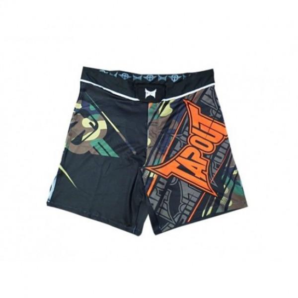Шорты ММА TapouT 4 Way Stretch Performance Fight Shorts Camo TapoutШорты ММА<br>Удобные шорты для занятий по ММА и другими видами спорта.<br><br>Размер INT: XL