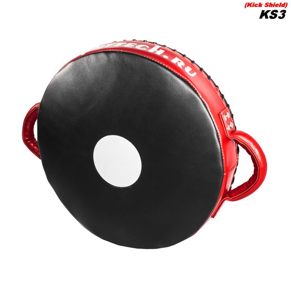 Макивара круглая Fighttech KS3 Leather FightTech