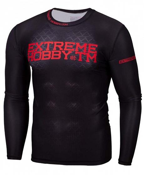 Рашгард black armour д/р, мужской Extreme Hobby