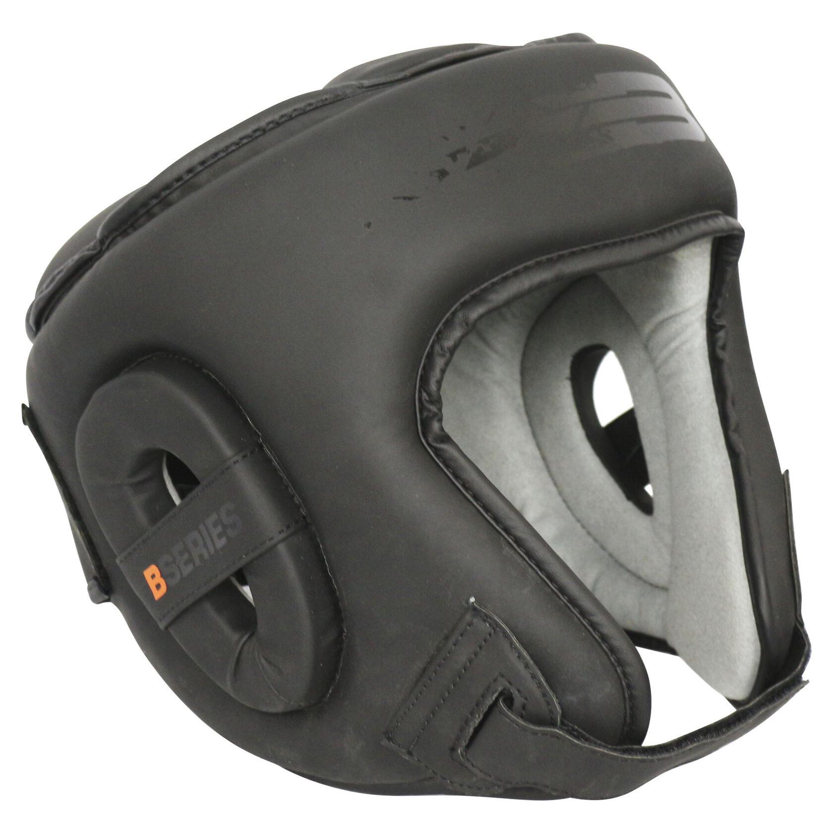 Открытый шлем Boybo B-series BH300 Black Boybo