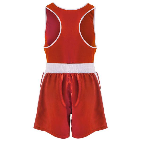 Детская форма для бокса Rusco Sport красная Rusco