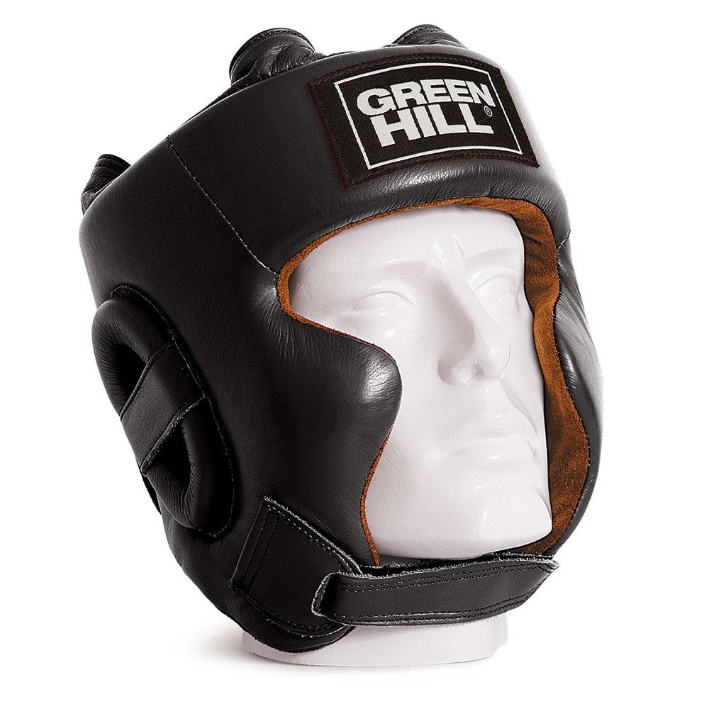 Боксерский шлем Green Hill Spartan Green Hill