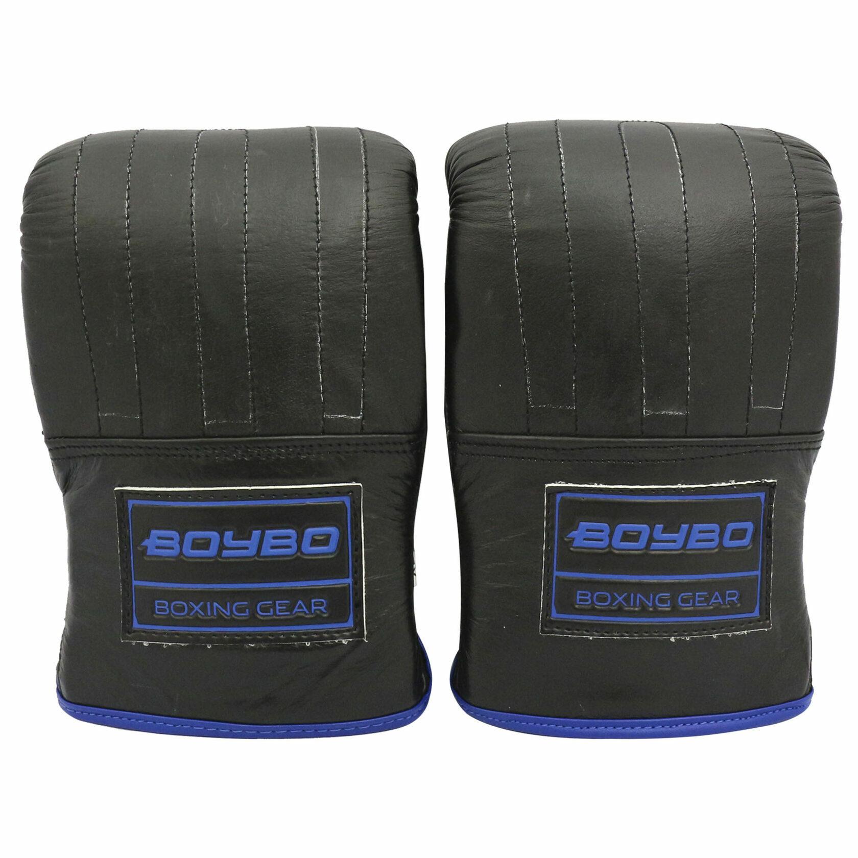 Снарядные перчатки BoyBo Rage кожа Boybo