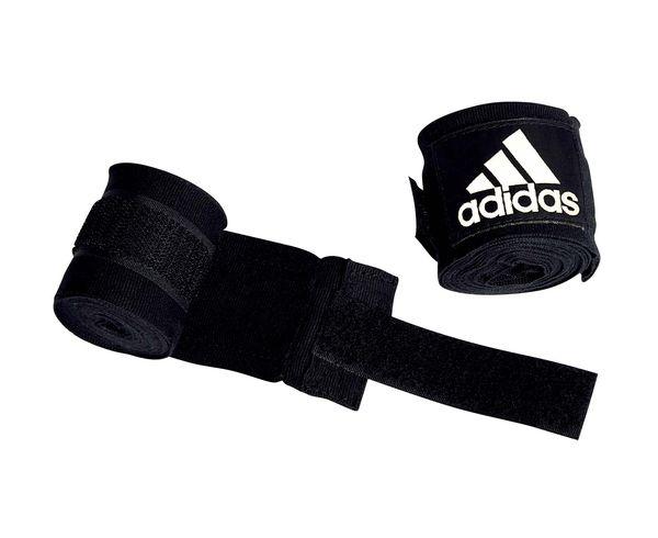 Бинты эластичные AIBA New Rules Boxing Crepe Bandage, 2,55 м Adidas (adiBP031)