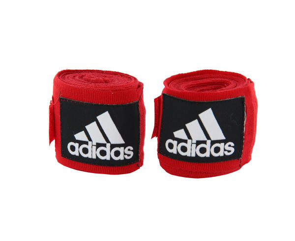 Бинты эластичные AIBA New Rules Boxing Crepe Bandage, 3,5 м Adidas (adiBP031)
