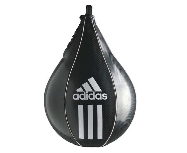 Груша пневматическая скоростная Speed Striking Ball Maya черная, 20 х 30 см Adidas (adiBAC09)