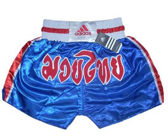 Шорты для тайского бокса Thai Boxing Short Flag, сине-красно-белые AdidasШорты для тайского бокса/кикбоксинга<br>Шорты для тайского бокса adidas&amp;#40;адидас&amp;#41; Thai Boxing Short Flag сине-красно-белые. Материал: полиэстер.<br><br>Размер INT: S