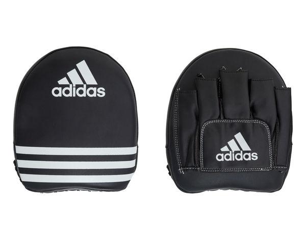Лапы Square Focus Mitt черные Adidas (adiBAC013)