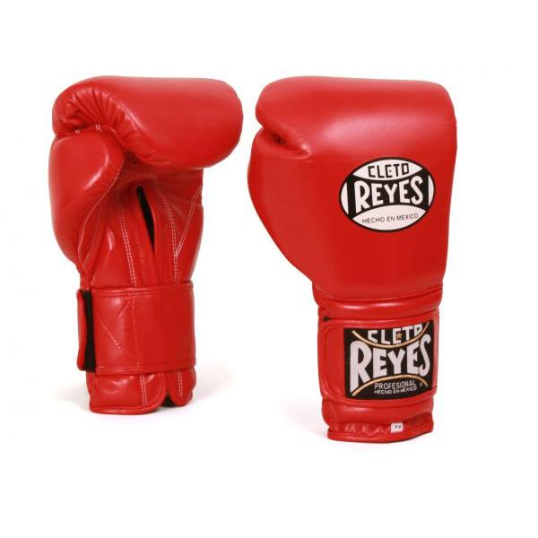Перчатки боксерские тренировочные на липучке Cleto Reyes, 14 OZ, 14 унций Cleto Reyes (CE814)