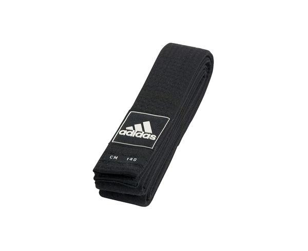 Пояс для тхэквондо Competition Black Belt, черный Adidas (adiTBB02)