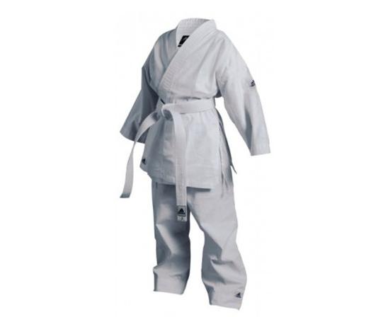 Кимоно для карате Kids, белое Adidas (K200E)