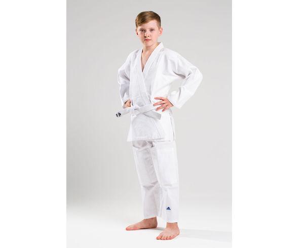 Кимоно для айкидо Aikido, белое Adidas (A320)