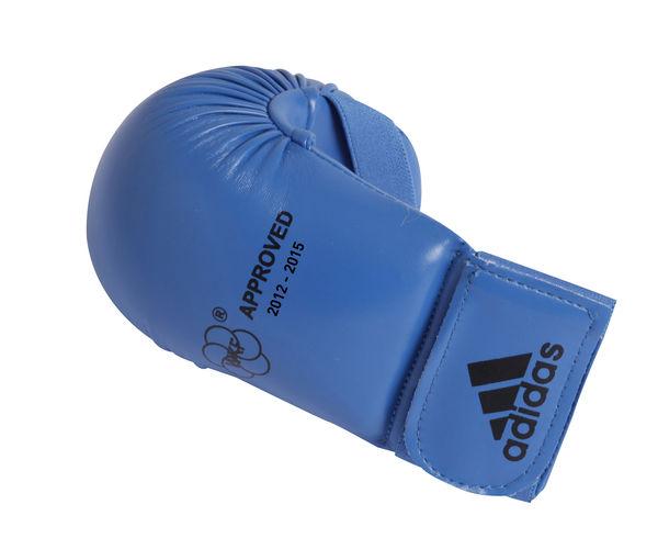 Накладки для карате WKF Bigger синие, синие Adidas (661.22)