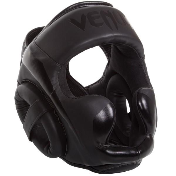 Шлем боксерский Venum Elite Neo Black Venum фото