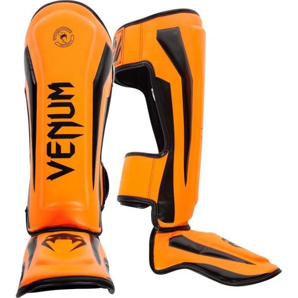 Щитки Venum Elite Neo Orange Venum