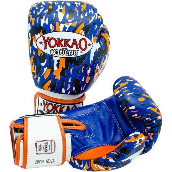 Боксерские перчатки Yokkao Apache, 10 oz Yokkao