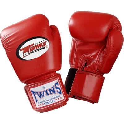 Детские боксерские перчатки Twins Special, Red, 4 OZ Twins Special