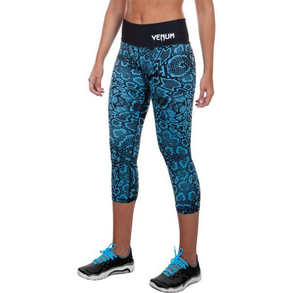 Женские компрессионные бриджи Venum Fusion VenumКомпрессионные штаны / шорты<br>Женские компрессионные бриджи Venum Fusion. Предназначены для улучшения кровообращения в мышцах, что, в свою очередь, способствует уменьшению времени на восстановление полной работоспособности мышц. Прекрасно сидят на теле, хорошо тянутся, абсолютно НЕ сковывают движения. Очень приятная на ощупь ткань. Штаны Venum достаточно быстро сохнут. Плоские швы не натирают кожу. Предназначены для занятий самыми различными единоборствами, кроссфитом, фитнесом, железным спортом и т. д. . Уход: ручная стирка в холодной воде, деликатный отжим, не отбеливать. Состав: полиэстер и спандекс.<br><br>Размер INT: XS