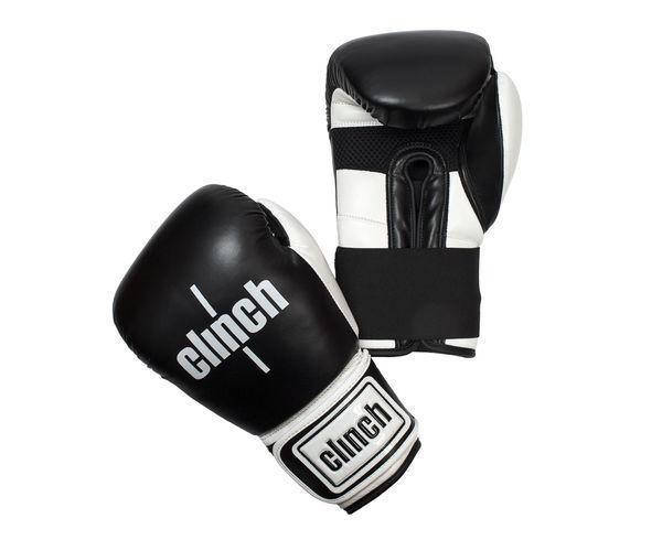 Перчатки боксерские Clinch Punch, 10 унций Clinch Gear (C131)