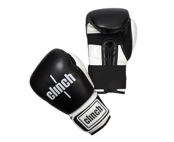 Перчатки боксерские Clinch Punch, 12 унций Clinch Gear