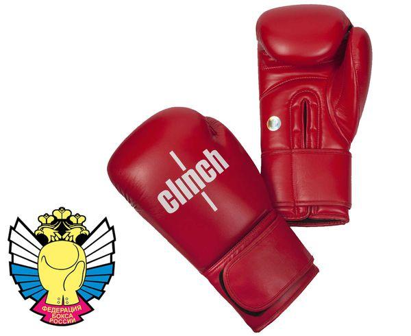 Перчатки боксерские Clinch Olimp, 12 унций Clinch Gear (C111)