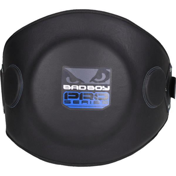 Тренерский пояс Bad Boy Pro Series 3.0 Bad BoyЗащита тела<br>Тренерский пояс Bad Boy Pro Series 3. 0. Предназначенный защиты от ударов в район живота. Внешняя обивка- инженерная кожа.<br>
