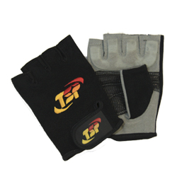 Перчатки для фитнеса TSP-MPFG-01 мужские, Чёрно-серые TSPПерчатки для фитнеса<br>Материал &amp;ndash; кожа премиального качества4-x слойный стретч нейлон для максимального облеганияПредотвращающая соскальзывание накладка на ладоньГелиевые подкладки на ладониЗастежка с липучкой<br><br>Размер: Размер XXL