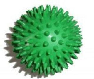 Мяч массажный игольчатый, мягкий FK-MB3.5, 9 см STATUSЭспандеры<br>улучшает кровообращение<br>     снимает мышечное напряжение и стресс<br>     оказывает успокоительный эффект<br>     способствует повышению кожно-мышечного тонуса<br>     уменьшает венозный застой<br>     ускоряет капиллярный кровоток<br>     улучшает функционирование периферической и центральной нервной системы<br>     профилактика против образования целлюлита<br>